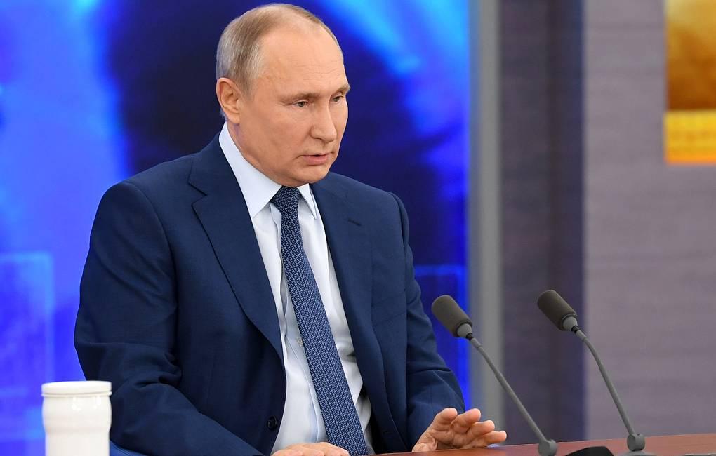 """Егор Борисов: """"Владимиром Путиным определены четкие приоритеты развития страны"""""""