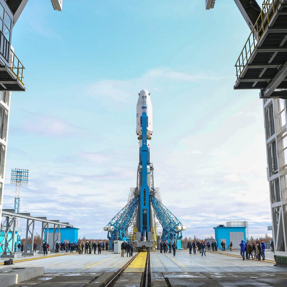Узбекистанцы отправились на работу на космодром Восточный